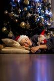 Christmas dream Stock Photos