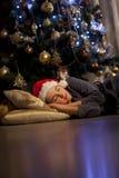 Christmas dream Stock Photography