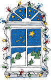 christmas dreaming ελεύθερη απεικόνιση δικαιώματος