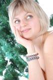 Christmas dreams Stock Photos