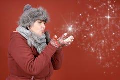 Christmas dreams Stock Photo