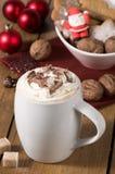 Christmas Drink Stock Image