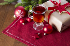 Free Christmas Drink Royalty Free Stock Photography - 62440897