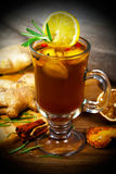 Christmas drink Mulled wine Royalty Free Stock Photography