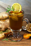 Christmas drink Mulled wine Stock Images