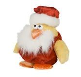 Christmas duck stock image