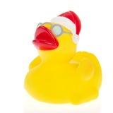 Christmas duck Stock Photo
