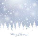 Christmas elegant pattern Stock Photography
