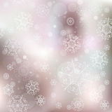 Christmas elegant  pattern Royalty Free Stock Photography