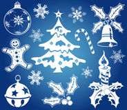 Christmas element Royalty Free Stock Photography