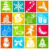 Christmas Element Royalty Free Stock Photos