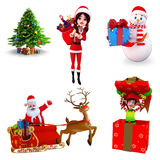 Christmas Element Stock Photos
