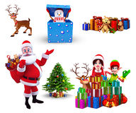Christmas Element Royalty Free Stock Image