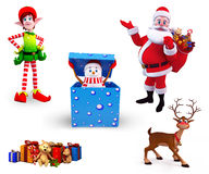 Christmas Element Royalty Free Stock Photos
