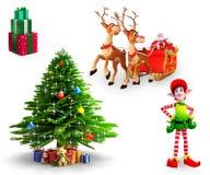 Christmas Element Stock Image