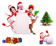 Christmas Element Stock Photography