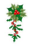 Christmas element Stock Images