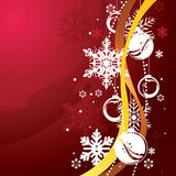 Christmas elements. For banners, cards, websites and others Stock Images