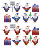 Christmas. elements for design. Stock Photo