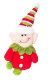 Christmas elf gnome troll decoration Royalty Free Stock Image