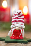 Christmas Elf Stock Photography