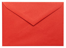 Christmas envelope Royalty Free Stock Photography