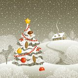 Christmas Eve Stock Photography