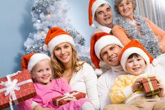 Christmas Eve Stock Image
