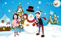 Free Christmas Eve Royalty Free Stock Photos - 22451158