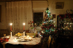 Christmas Eve Stock Images