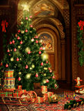 Christmas Eve Royalty Free Stock Images