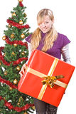 Christmas Evening Stock Photos