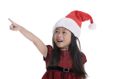 Christmas Excitement Stock Photos