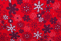 Christmas Fabric Royalty Free Stock Photo