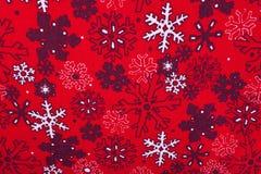 Christmas Fabric Royalty Free Stock Photo