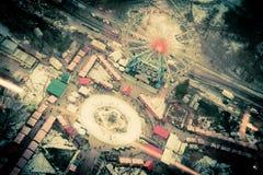 Christmas fair. Berlin. Christmas fair on the area near to Alexanderplatz royalty free stock images