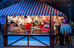 Christmas fair in Berlin, Germany Stock Photography