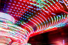 Christmas fair in Hyde park in 2016 Stock Photo