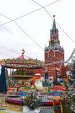 Christmas Fair Stock Images