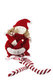 Christmas fairy doll Stock Photography