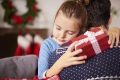 Christmas with family stock photos