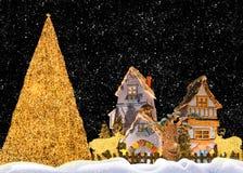 Christmas Fantasy Stock Image