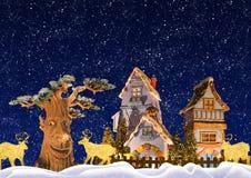 Christmas Fantasy Stock Photos