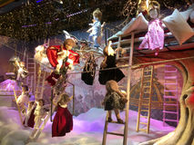 Christmas Fantasy Stock Images
