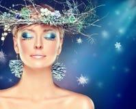 Christmas fashion. Stock Image