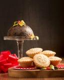 Christmas Fayre Royalty Free Stock Photo