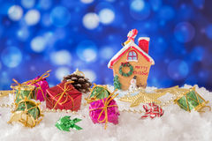 Christmas Festival Stock Photo