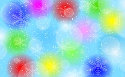 Christmas festive background Royalty Free Stock Photography