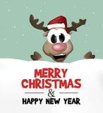 Christmas Festive Design Stock Image