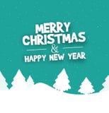 Christmas Festive Design Royalty Free Stock Photos